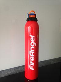 Fettbrandlöscher Alternative: Das Feuerlöschspray