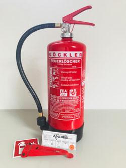 Göckler Feuerlöscher 1