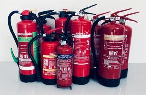 Bekannt Feuerlöscher Test 2019 - Die besten Feuerlöscher im Vergleich KX11